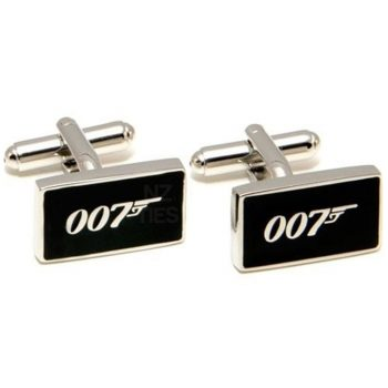 Mens James Bond 007 Cufflinks
