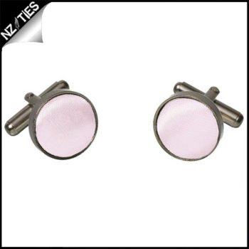 Baby Pink Cufflinks