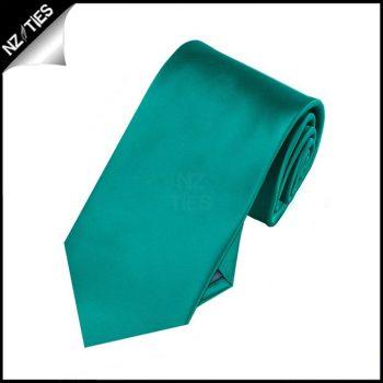 Boy's Jade Green Necktie