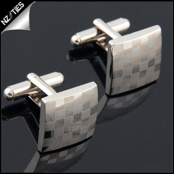 Mens 5×5 Check Board Cufflinks