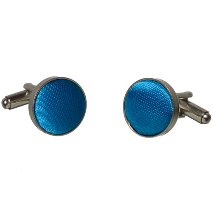 Mens Cobalt Blue Cufflinks