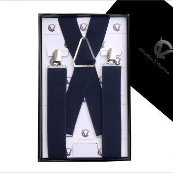 Midnight Blue X3.5cm Men's Extra Large Braces