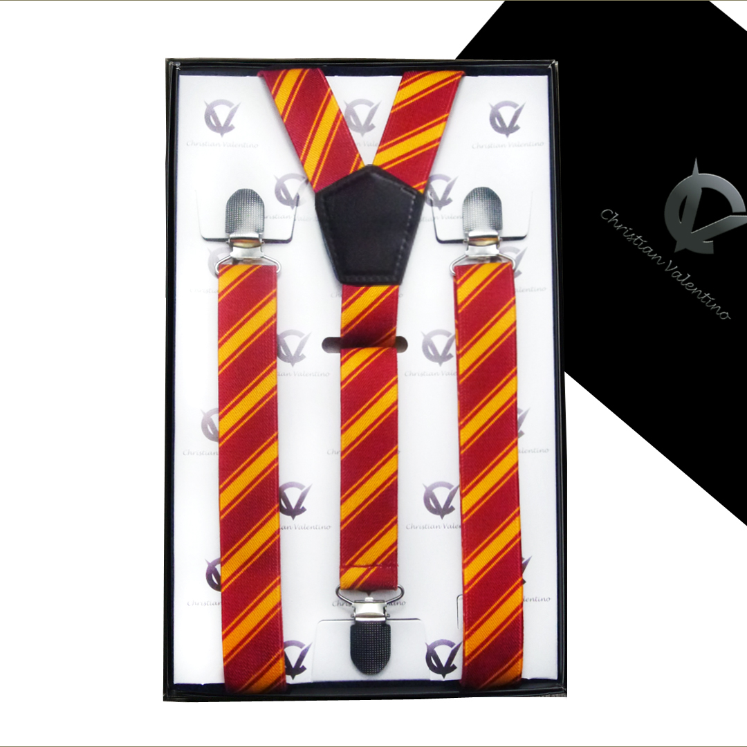 Harry Potter Colours Boy's Braces Suspenders