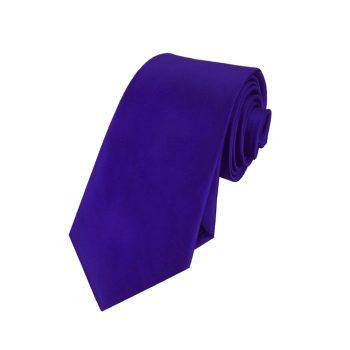 Boys Electric Blue Indigo Tie