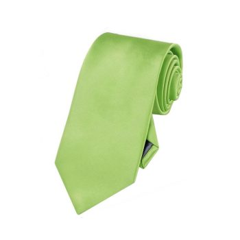 Boys Lime Green Tie