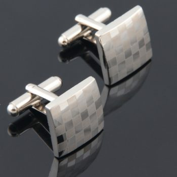 Mens 5×5 Check Board Cufflinks