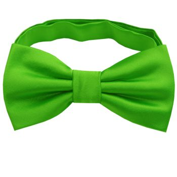 Apple Kelly Green Bow Tie