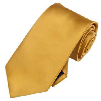 Mens Classic Gold Tie