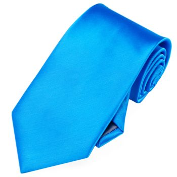 Mens Cobalt Blue Tie