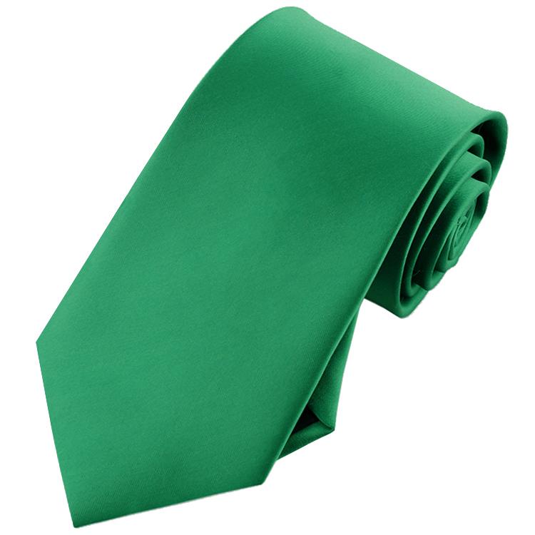 Men's Emerald Green Tie