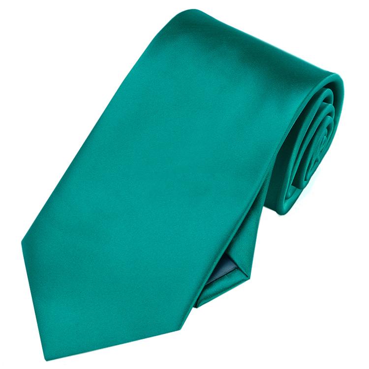 Men's Jade Green Tie