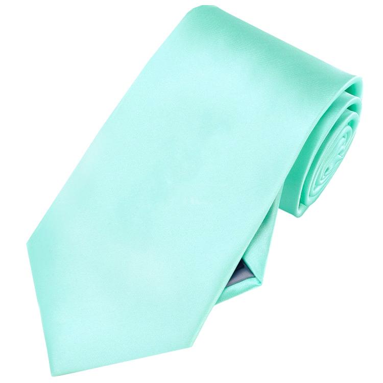 Men's Light Mint Green Tiffany Tie