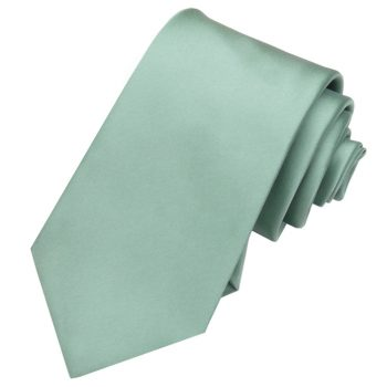 Men's Sage Green Tie