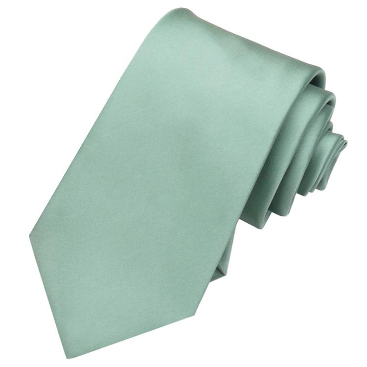 Men's Sage Green Tie
