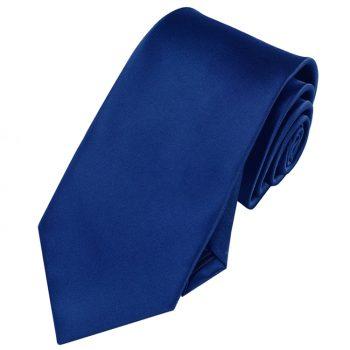Men's Navy Blue Tie
