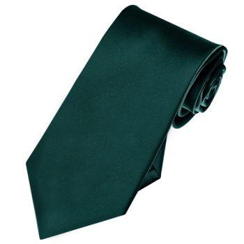 Forest Green Slim Tie